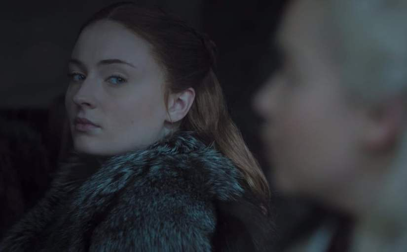 Only Sansa is Fit to Rule Westeros